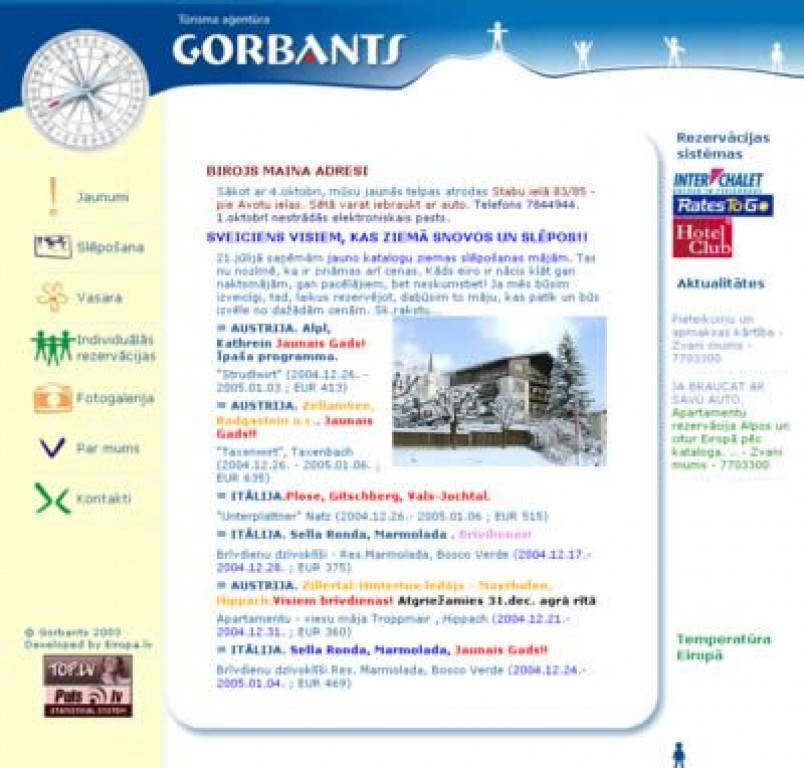 gorbants.lv